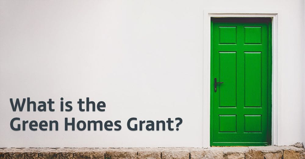 What is the Government's Green Homes Grant?