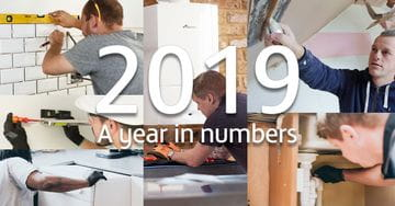 Local Heroes 2019 - A year in numbers
