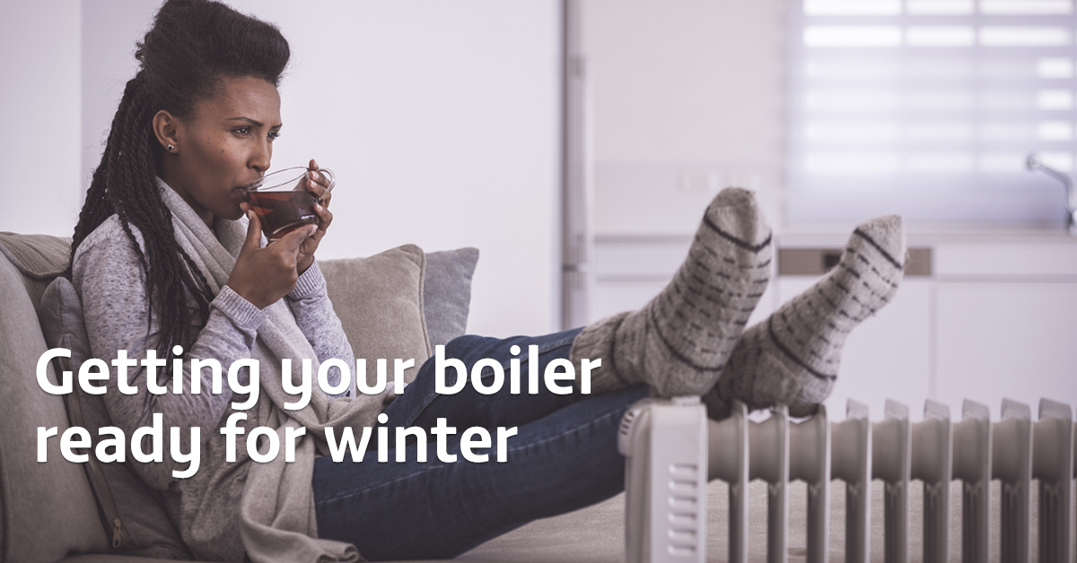 Getting your boiler ready for winter