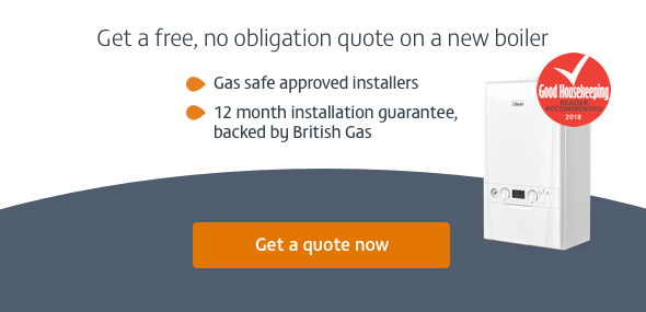 Get a free, no obligation quote on a new boiler