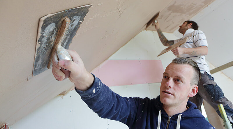 Local Heroes Plasterer in the UK